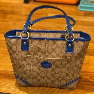Coach Tote - Peyton Pocket